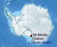 McMurdo Station, Ross Island
