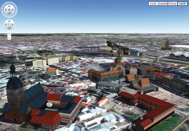 Riga 3D