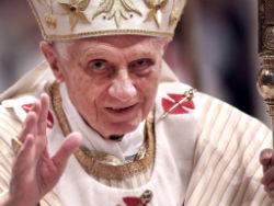 Pāvests Benedikts XVI