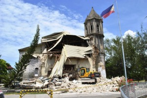Philippines Earthquake