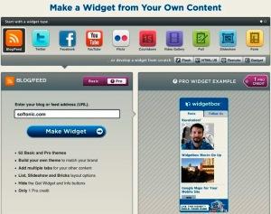 widzetbox